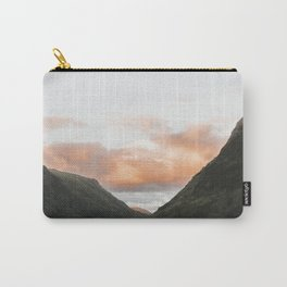 Time Is Precious - Landscape Photography Carry-All Pouch