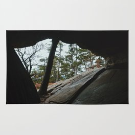 Robbers Cave Rug