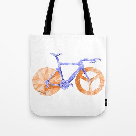 TT Bike Tote Bag