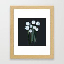 A little bouquet. Framed Art Print
