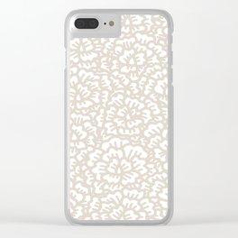 KAOU {NUDESS} Clear iPhone Case