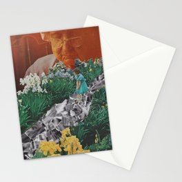 Memory Lane Stationery Cards