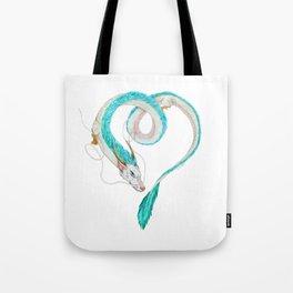 Haku Love Tote Bag