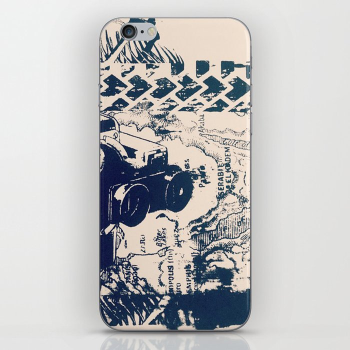 Cartographer iPhone Skin