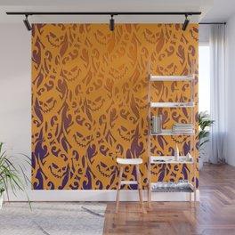 Monster among us  Wall Mural
