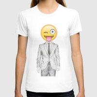 suit T-shirts featuring Suit & Tie  by BTP Designs
