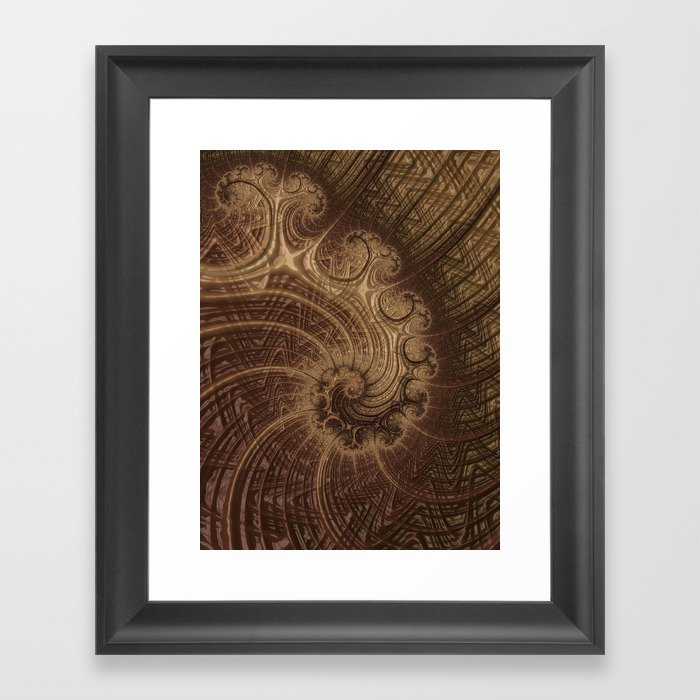 Old Growth #2 Framed Art Print