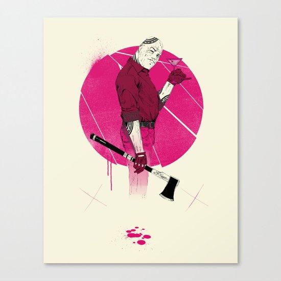 Mr Spiv Canvas Print