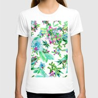 succulent T-shirts featuring Succulent Love.  by Elena Belokrinitski