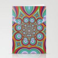 meditation Stationery Cards featuring Meditation by Design Windmill