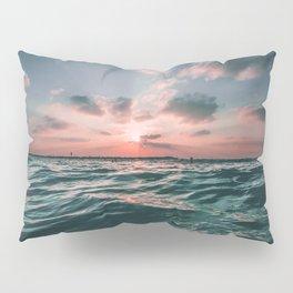 Sunset Tide Pillow Sham