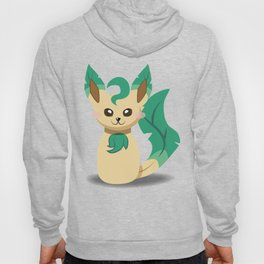 Evolution Bobbles - Leafeon Hoody
