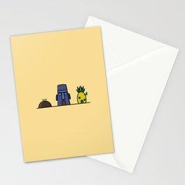 Spongebob's House Stationery Cards