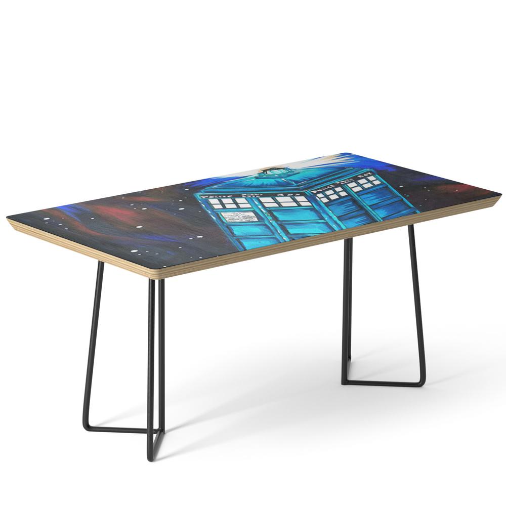Mobile Phone Coffee Table by loop12