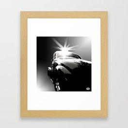 My How She Shines Framed Art Print