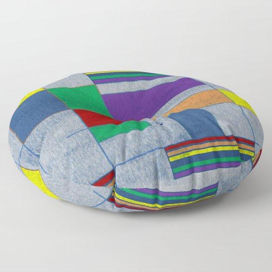 Mid-Century Modern Art - Rainbow Pride 1.0 by oldurbanfarmhouse