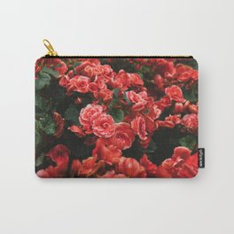 red flora #society6 #decor #buyart Carry-All Pouch