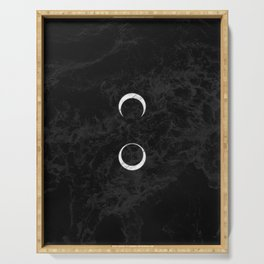 Lunar Dreams Serving Tray