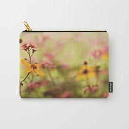 Lemon drop Flower box Carry-All Pouch