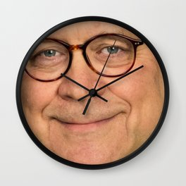 Attorney General William Barr Official Portrait Wall Clock