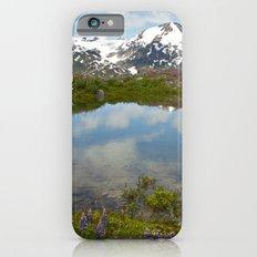 Alpine Pond iPhone 6s Slim Case