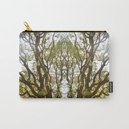 Mirrored Trees 8 Carry-All Pouch