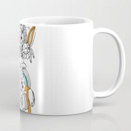 My Happy Doodle Coffee Mug