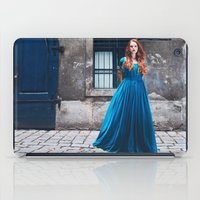queen iPad Cases featuring Queen by Jovana Rikalo