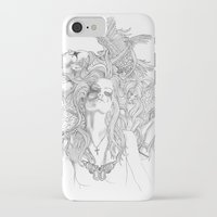 rogue iPhone & iPod Cases featuring Rogue by Tri Vo