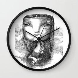 gioconda Wall Clock