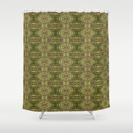 Hawthorn MultiFractal 1 and 2 A Shower Curtain