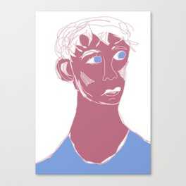 Onlooker Canvas Print