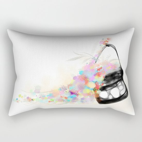 cool sketch 200 Rectangular Pillow