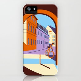 Once Upon a Time in Germany iPhone Case