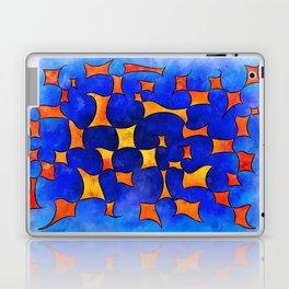 Blesmios V1- melting cubes Laptop & iPad Skin