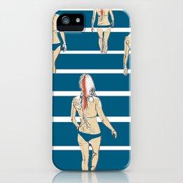 Thetis iPhone Case