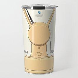 Tilt scale Beta - Libela Travel Mug