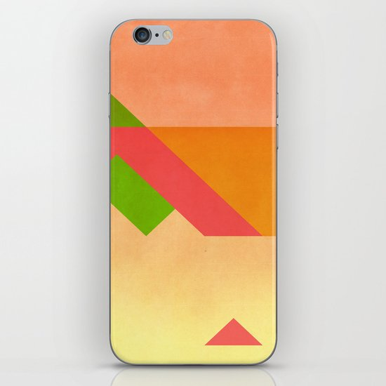 Match  iPhone & iPod Skin
