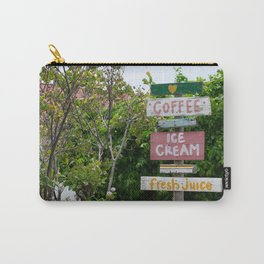 Follow the Coffee Brick Road Carry-All Pouch
