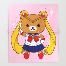Sailor Rila Throw Blanket