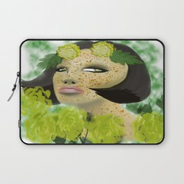 Swamp-like Laptop Sleeve