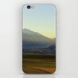 Innsbruck iPhone Skin