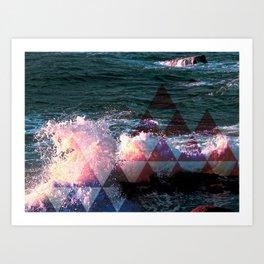 Ocean  Art Print