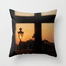 A better lightbulb Throw Pillow