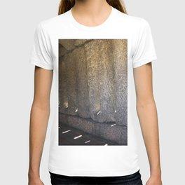 Sun through the stone T-shirt