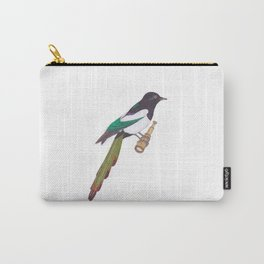 A thieving magpie Carry-All Pouch