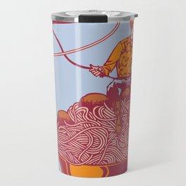 Spaghetti Western Travel Mug