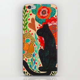 Sometimes My Love Is A Wild Thing iPhone Skin