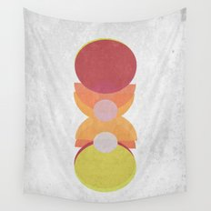 Totem 1 Wall Tapestry