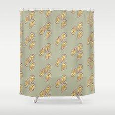 Vida / Life 03 Shower Curtain